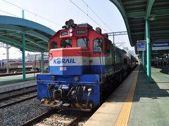 2016年5月韓国鉄道旅行6(ムグンファ1954号後篇)