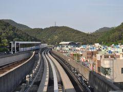2016年5月韓国鉄道旅行7(釜山地下鉄)