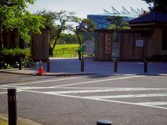 都心の公園、新宿御苑