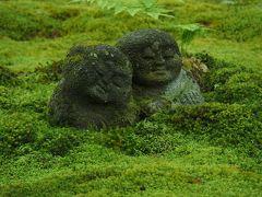 洛北の里山で深呼吸♪ 〈1〉和みの苔庭
