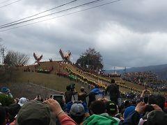 1泊2日で行く目黒川の桜・皇居乾通りの桜・御柱祭を楽しむ旅パート3