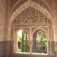 初めてスペインに行ってきました(5)行ってみなければ、凄さがわからないアルハンブラ宮殿