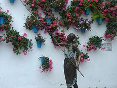 初めてスペインに行ってきました(6)花だらけのコルドバは、パテオ祭りで大混雑
