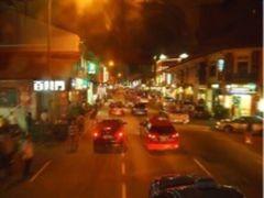 実録  真夜中の シンガポール    深夜の ゲイランの お姿    2014