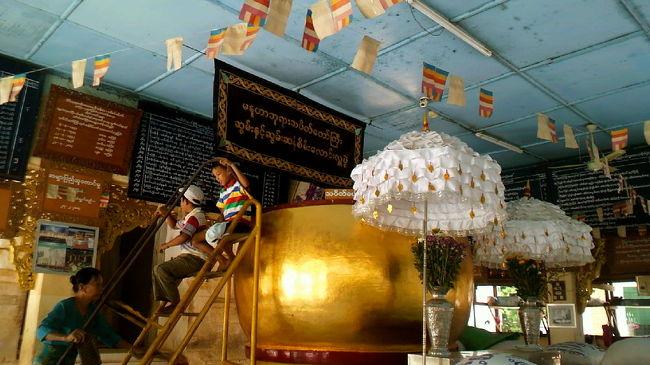 ヤンゴン1泊→バガン3泊→ヤンゴン1泊 <br /><br />女ひとり旅 (*^^)<br /><br />バガン遺跡に魅かれ ドキドキのミャンマーひとり旅<br />現地の人々の温かさや笑顔に出会い 各国の旅人との交流あり 笑みが絶えない<br />そんな旅になりました<br /><br />3日目 Bagan 満喫
