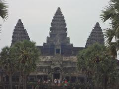 アンコール遺跡とバンコク満喫6 Part1:カンボジア編