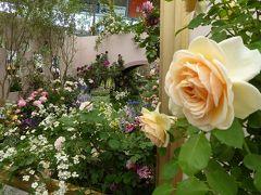 国際バラとガーデニングショウ Vol1 フランスのエスプリ♪