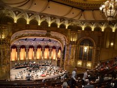 GWのカナダ1: オルフェウム劇場で秋山和慶指揮 ヴァンクーヴァー交響楽団を聴く