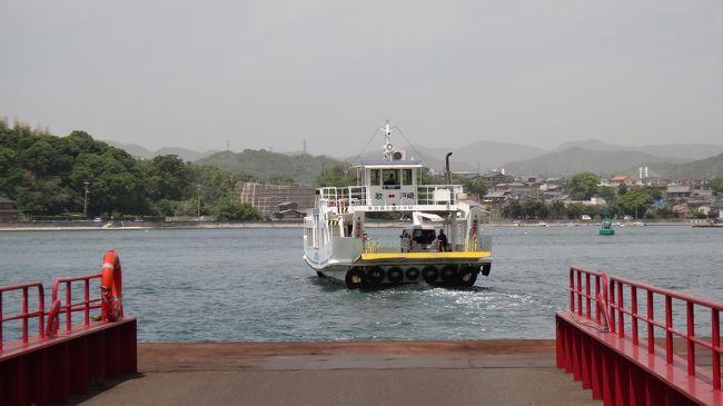 尾道の向こう側の向島に「渡し船」が残ると聞いて確かめに行ってきました。確かに時刻表はなし。乗りたい人が現れ、旗を振るとやってきてくれました。乗船時間は5分少々。瀬戸の船旅を楽しみました。(*^▽^*)