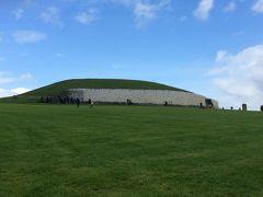 アイルランド:Ireland2016-Dublin(ダブリン)-1~ホストファミリー再会とニューグレンジ他~