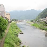 松本・穂高・郡上八幡・軽井沢 久々の車での旅�