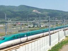 北海道新幹線新駅ツアーと函館観光2016(前編)