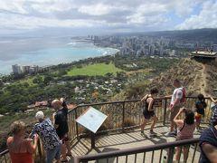 ハワイ旅行・ダイヤモンドヘッド登山