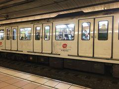 バルセロナ地下鉄の注意点 特に、L5 El Coll La Teixonera駅(エルコル/ラテクソネラ)