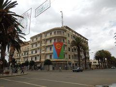 エリトリア旅行*アスマラ建築物巡り