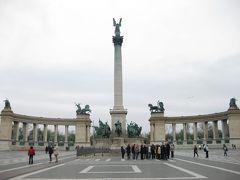 2016年 チェコ・ハンガリーの旅  ⑮ゲッレールトの丘、中央市場、市民公園(ブタペスト4日目)