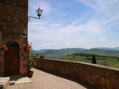 2016 イタリア珠玉の街めぐり (5) オルチャ渓谷