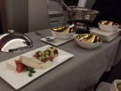 オーシャニア・リビエラ地中海クルーズvol.2 ターキッシュエアラインズ☆評価の高いビジネスクラスの機内食はどうでしょうか?