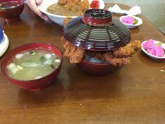 群馬県デートしてきました。世界遺産からの伊香保温泉~渋川市で名物ソースカツ丼で腹一杯編