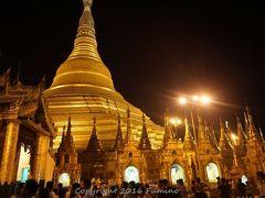 ミャンマー最大の聖地 シュエダゴン・パヤー