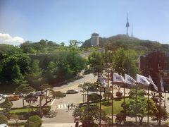 食べて泳いで汗をかく韓国 GW in 2016