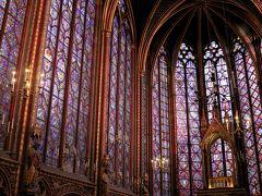 ☆ Bon jour FRANCE ☆ ~~ Paris(パリ)を満喫編 ② ~~ まずは、「ノートルダム寺院」「コンシェルジュリー」「サント シャペル」&「サンジェルマン デプレ」でしょう、、 <ホテル ブライトン(Hôtel Brighton)泊>(3/11)