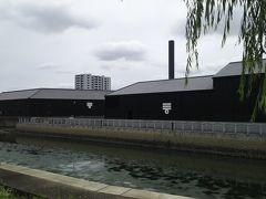 半田運河の蔵の街並みとロマンあふれる赤レンガ建物