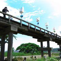 島田宿を歩く~さわやかウォーキングで行く蓬莱橋ぼんぼり祭り