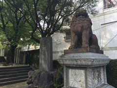 【長崎】お諏訪さんの変わり狛犬たち