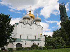 ゆったり楽しもうロシア再訪2015年─モスクワとカザン─【第6日目】ノヴォデヴィッチ修道院じっくり再訪(後編)絵のなるスポット満載の修道院敷地内散策&ミニ博物館のイコン