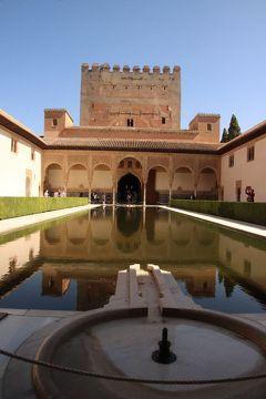 はじめてのスペイン旅行⑤ グラナダ(アルハンブラ宮殿、ヘネラリーフェ庭園)~ミハス 2016年5月30日