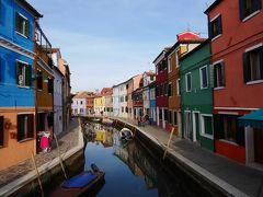 ヴェネツィアンカーニバルと旧ユーゴへの旅 1