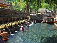 再チャレンジのジャワ島・バリ島6日間(8)−バリ島観光3日目午前(ゴア・ガジャ、ティルタ・ウンプル寺院)−