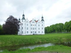 ≪ドイツの春・北方二州を巡る:3シンメルマン伯家の夏の宮殿アーレンスブルク城≫