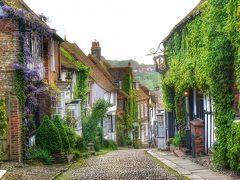 英国の春☆ゆっくり一人旅2016  【5】絵本の世界に迷い込んだような街『ライ(Rye)』