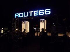 深夜0時から・・燃える終わりのない BANGKOK巡り。。大爆音.. ROUTE 66 @RCA(20の15)ROCK 35本
