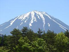富士山を眺める旅・・・のはずだった富士山麓の1泊 後半