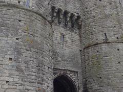 ウェールズと南イングランド周遊(56) カンタベリーの街歩き 上巻。 西の門から大聖堂まで。