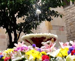 団塊夫婦の2016年スペイン旅行ー(3)聖体祭のバルセロナ・ゴシック地区と踊る卵