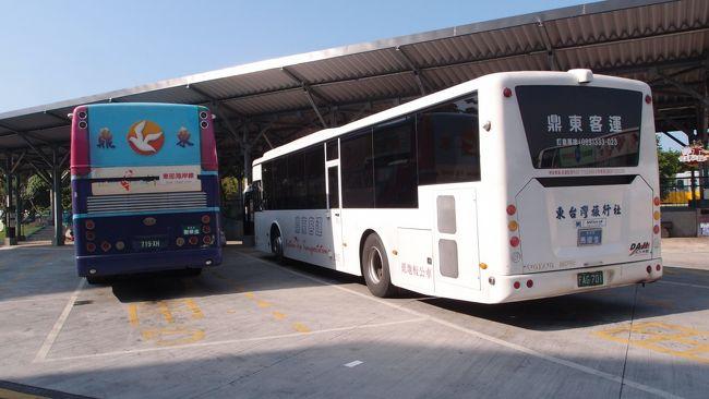 2016/5/5  8:05<br />台東バスターミナルから、電車に連絡したバスに乗り台東駅に向かいました。
