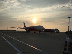 ソウル2泊3日 vol.1 羽田から出発のはずが、なぜか関西空港から出発に