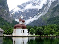 2016年 ドイツ・オーストリア旅行 ケーニヒスゼー・オーヴァーゼーとイエナー山