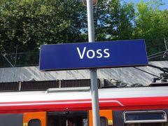 ミルダールMyrdalからヴォスVossまでベルゲン鉄道の旅。景色はよかった。