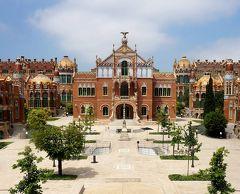 団塊夫婦の2016年スペイン旅行ー(4)まるで宮殿のような壮麗さ・サン・パウ病院