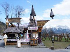 ポーランド有数の山岳リゾート地ザコパネ