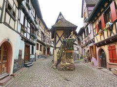 パリ~アルザス・ドライブ #10 - エギスハイム、フランスの最も美しい村