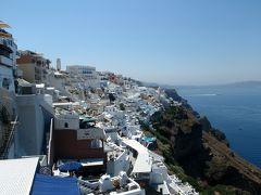 経済危機騒動後のギリシャ一人旅(5/8)クレタ島~サントリーニ島