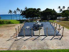 心身の癒しを求めてハワイへ☆縁(えにし)を紡いだ8泊10日☆~3日目~ハワイ石鎚神社参拝・えひめ丸の慰霊碑を訪れました(;人;)