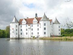 """ドイツの春・北方二州を巡る:4北欧ルネサンスの水城・""""幸運の城""""グリュックスブルク城を訪ねて"""