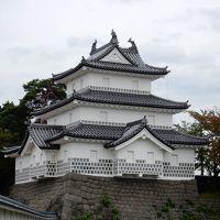 日本100名城巡り 新発田城編 B級グルメのオッチャホイを食し、月岡温泉「泉慶」に泊まる。
